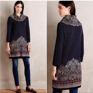 Moth Anthropologie Sweater Tunic